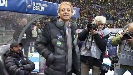 Jürgen Klinsmann Resigns
