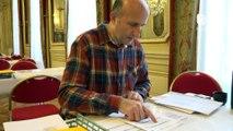 Reportage - La préfecture accueille le dépôt des candidatures pour les élections municipales
