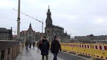 Dresden erinnert an Bombardierung vor 75 Jahren