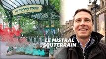 Pourquoi y-a-t-il du vent dans le métro? L'expert français nous explique (et c'est très sérieux)