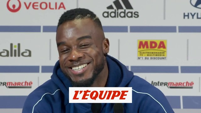 Cornet «Je me moquais de Bouna (Sarr) !» - Foot - Coupe de France - OL
