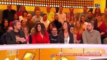 """L'émission de Valérie Bénaïm """"C'est que de la télé"""" perturbée en direct sur C8 ce soir à cause de l'alarme incendie qui s'est déclenchée !"""