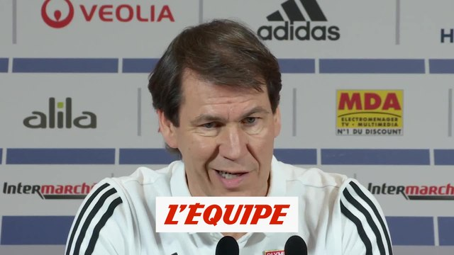 Garcia «J'ai confiance en Joachim Andersen» - Foot - Coupe de France - OL