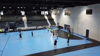 Avant Match PAUC vs PSG - Interviews de Nicolas Claire et Iñaki Pecina