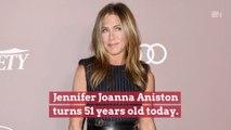Jennifer Aniston Is Over 50