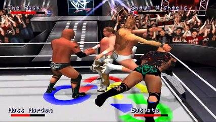 WWE Smackdown 2 - The Rock season #4