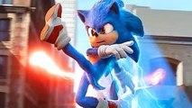 "SONIC LE FILM ""Sonic vs Robotnik"" Bande Annonce"