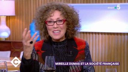 Mireille Dumas et la société française - C à Vous – 11/02/2020