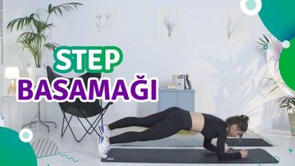 Step basamağı - Sporcuyum