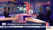 Les Insiders (1/2): L'économie face à la crise du coronavirus - 11/02