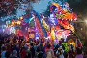 How Mardi Gras floats are made in 50 weeks