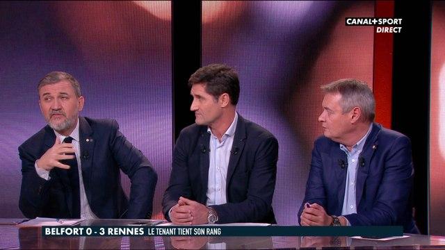 L'équipe du Late débriefe Belfort / Rennes en Coupe de France