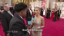 Watch Celebrities on the Oscars Red Carpet Flip Out Over Meeting Cheer's Jerry Harris