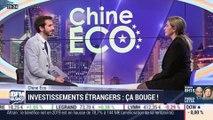 Chine Éco : investissements étrangers, ça bouge ! par Erwan Morice - 11/02