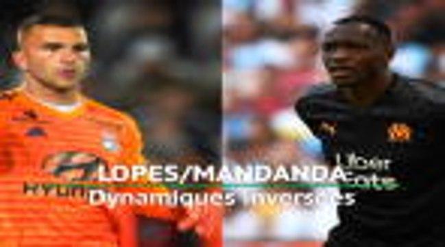 Quarts - Lopes/Mandanda, dynamiques inversées