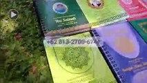 DISKON!!! +62 813-2700-6746, Pusat Bikin Buku Yasin Saku di Banjarnegara