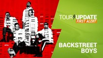 Tour Update - First Alert: Backstreet Boys Are Back With Their 2020 DNA World Tour
