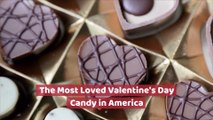 Americans Love This V Day Candy