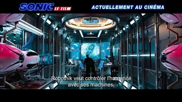 SONIC LE FILM - Robotnik - Jim Carrey