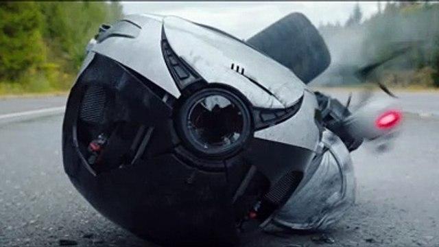 Sonic The Hedgehog film clip - You've got car insurance, right?