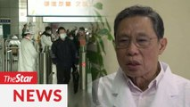 Coronavirus outbreak may be over in China by April, says expert