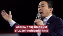 Andrew Yang Is Out