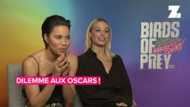 Margot Robbie ne savait pas où s'assoir aux Oscars