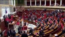 2ème séance : Questions au Gouvernement ; Application du cinquième alinéa de l'article 13 de la Constitution - Mardi 11 février 2020