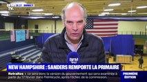 Bernie Sanders remporte la primaire démocrate du New Hampshire devant Pete Buttigieg