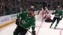 Jamie Benn leads Stars with hat trick