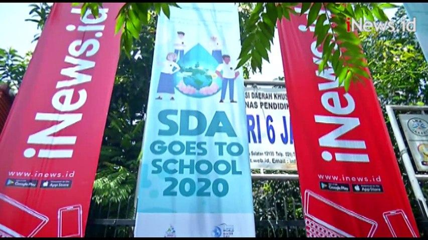 Video Pemilihan Duta Hari Air, SDA Goes to School Ajak Milenial Jaga Kelestarian Lingkungan