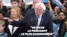 """Bernie Sanders confiant après la primaire du New Hampshire: """"Cette victoire, c'est le début de la fin pour Trump"""""""