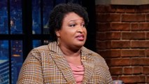 Stacey Abrams on Why Voter Turnout Is More Important Than Conversion
