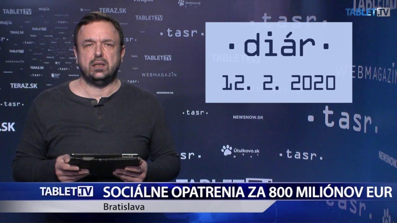 DIÁR: Vláda bude rozhodovať aj o sociálnych opatreniach za 800 miliónov eur