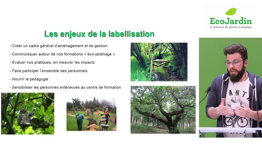 13 - David Moalic, Domaine de Kerliver - Rencontre EcoJardin 2020