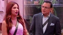 Bigg Boss 13; Rajat Sharma के सवालों से हुई Mahira की बोलती बंद | FilmiBeat