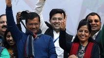 New Delhi election: Kejriwal's AAP stuns Modi's BJP with huge win