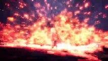 Monster Hunter World Iceborne : présentation du Brachydios tempête et du Rajang orage