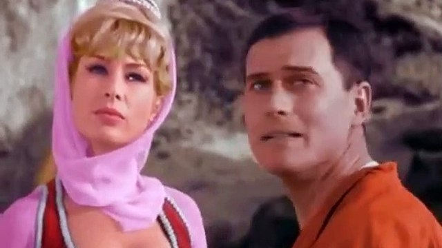 """I Dream of Jeannie season 1 episode 1 """"The Lady in the Bottle"""""""