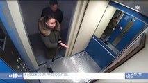 Russie: Un portrait de Vladimir Poutine est affiché dans l'ascenseur d'un immeuble - Découvrez la réaction des habitants - VIDEO
