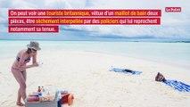Maldives : l'arrestation d'une touriste en bikini fait débat