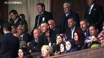 Erdogan droht, Assads Armee überall in Syrien anzugreifen