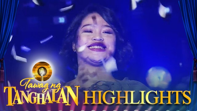 Nikole Kylle Bernido earns her fifth win | Tawag ng Tanghalan