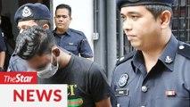 Boy flung out of car: Myvi driver remanded