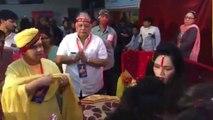 Shri Radhe Maa Donates Blanket to Handicapped People at Vachchala Apang Seva Sanstha