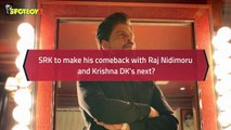 Shah Rukh Khan To Make His Comeback With Raj Nidimoru And Krishna DK's Next