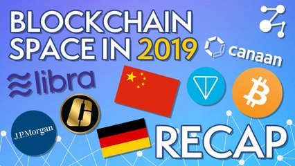 Here's (almost) Everything That Happened In Cryptocurrency & Blockchain in 2019 | Blockchain Central