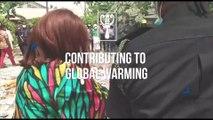 Contributing To Global Warming