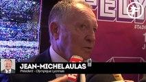 OL, Jean-Michel Aulas : « on vend les joueurs qui veulent partir »