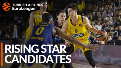 Rising Star Trophy Candidates